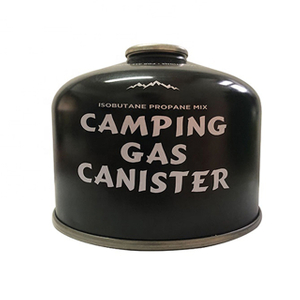 Small Camping Butane Gas Canister - Buy butane gas cartridge